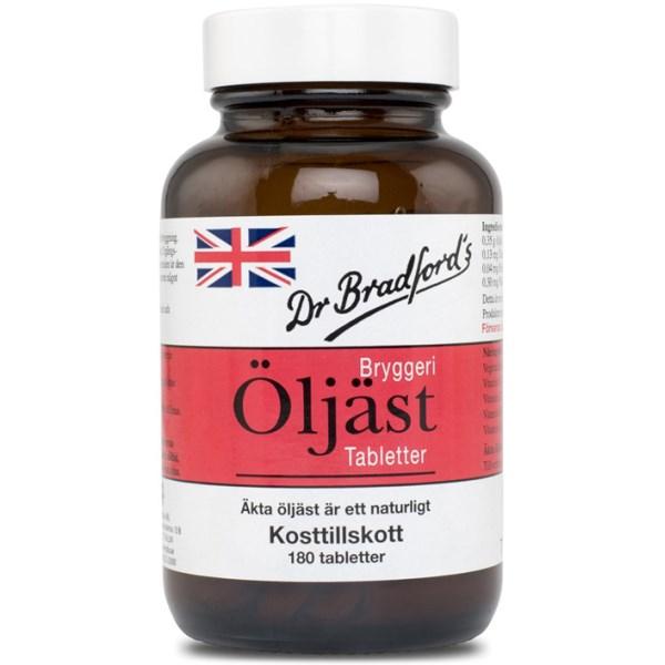Dr Bradford Öljäst 180st