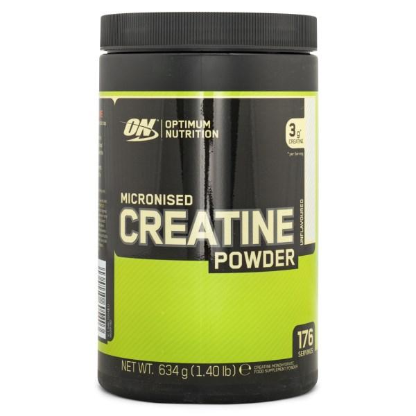 Optimum Nutrition Creatine Powder 600 g