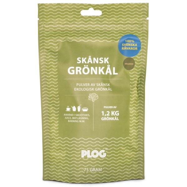 PLOG Skånsk Grönkål Eko 75 g