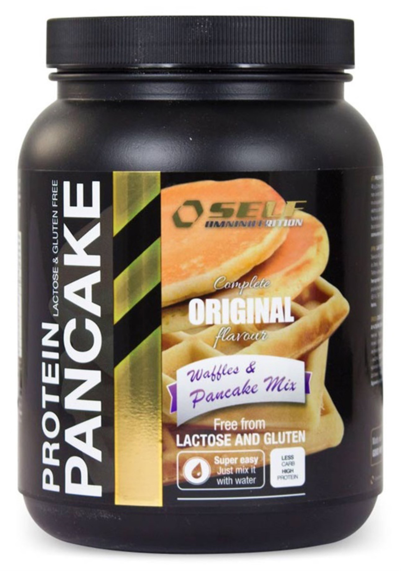 Self Omninutrition Protein Pancake,  - Self Omninutrition