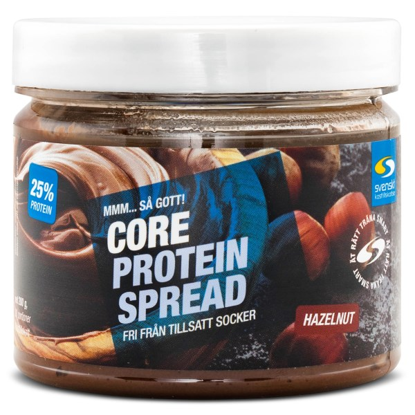 Core Protein Spread 200 g Hazelnut