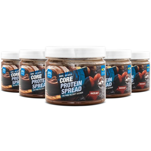 Core Protein Spread 5-pack Hazelnut