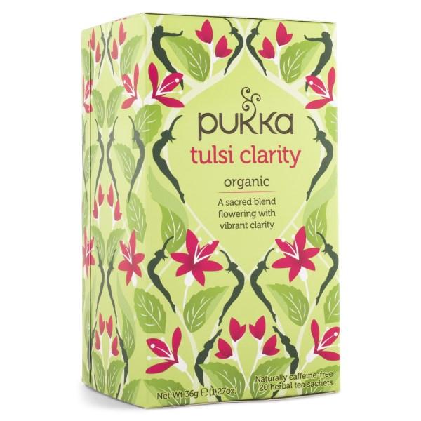Pukka Te Tulsi Clarity 20 påsar