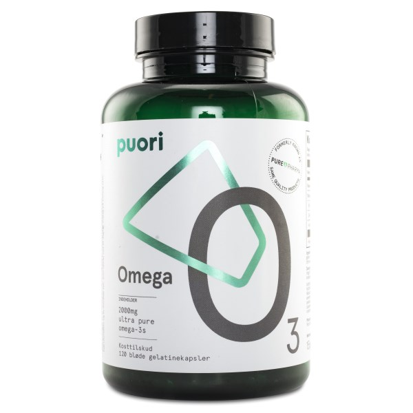 Puori Omega O3 120 kaps