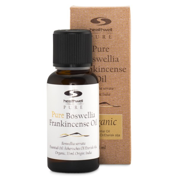 PURE Boswellia Frankincense EKO 33 ml