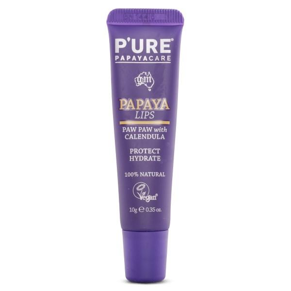 PurePapayacare Lips lipbalm 10 g
