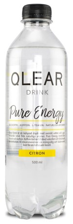 Qlear Drink Pure Energy