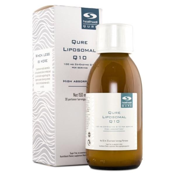 QURE Liposomal Q10 150 ml
