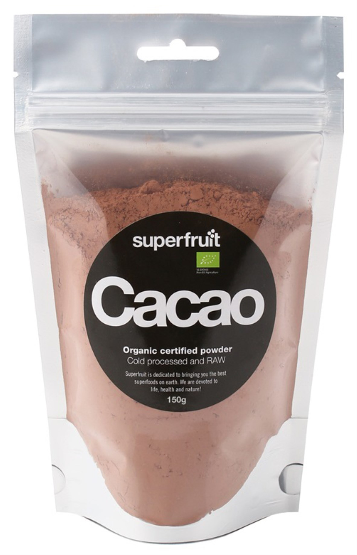 Superfruit Raw Cacao Powder,  - Superfruit