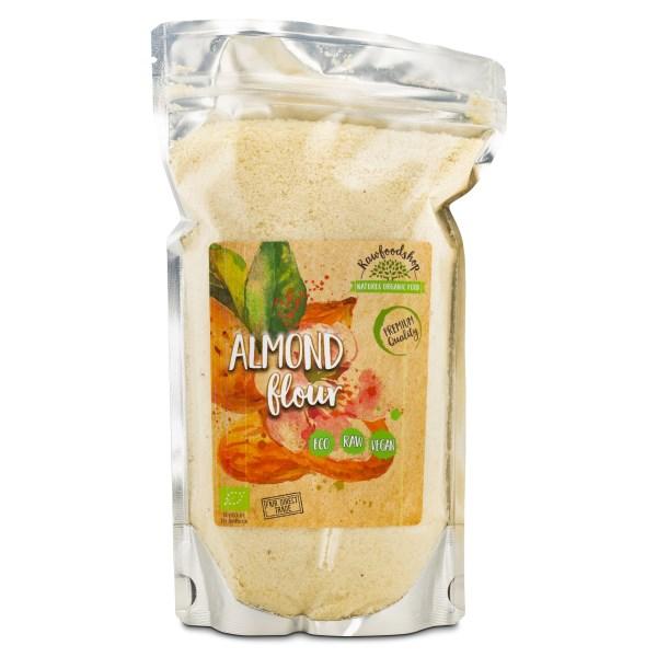 Rawfoodshop Mandelmjöl 500 g