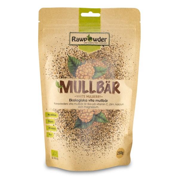 RawPowder Vita Mullbär 250 g