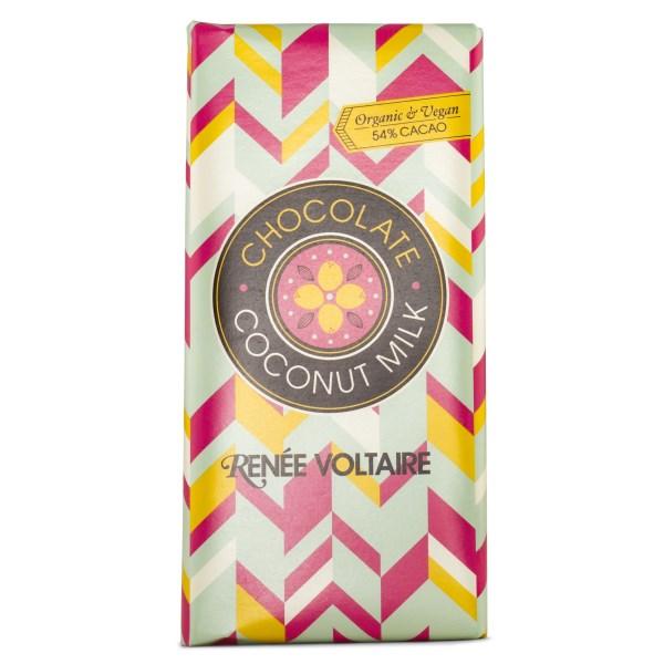 Renee Voltaire Chokladkaka m Kokosmjölk Eko 80 g
