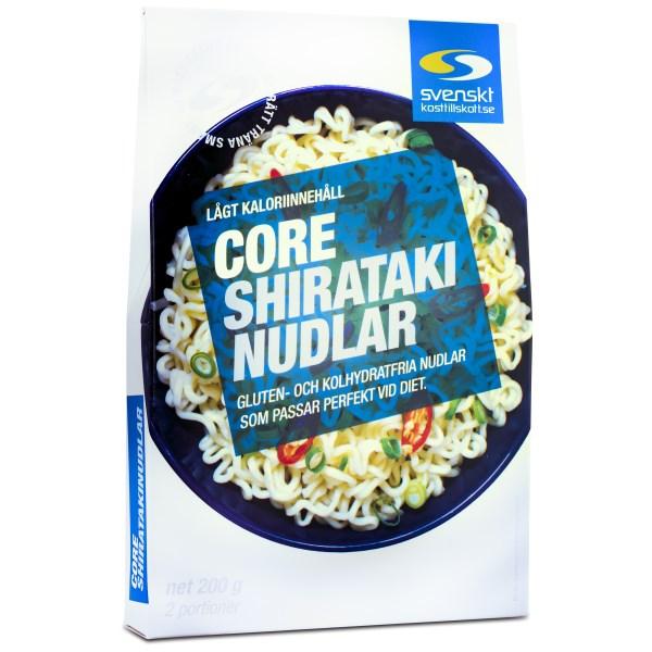 Core Shirataki Nudlar 200 g