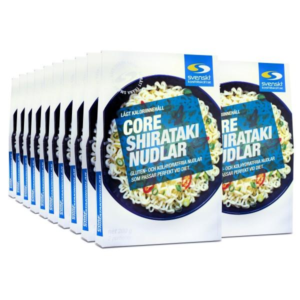 Core Shirataki Nudlar 20 st