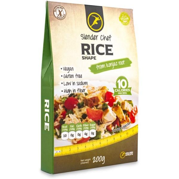 Slender Chef Shirataki Rice 200 g