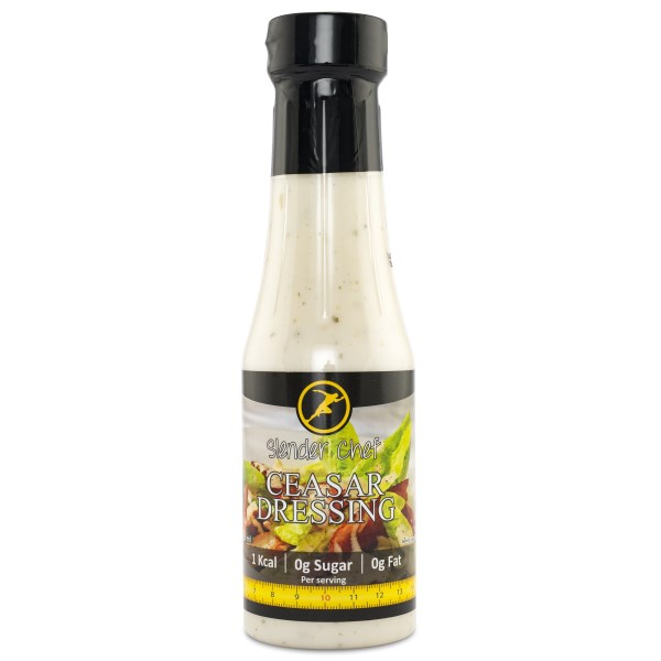 Slender Chef Kalorisnål Salladsdressing 350 ml Ceasar
