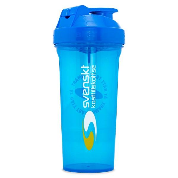 SmartShake Lite Medium 800 ml Light Navy Blue