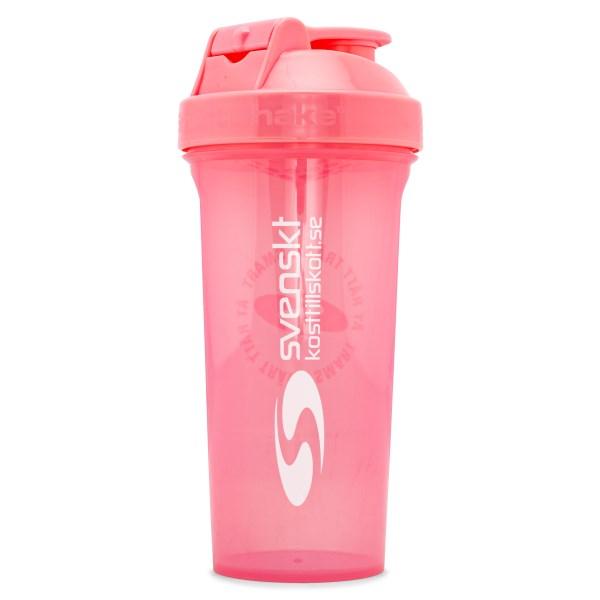 SmartShake Lite Medium 800 ml Light Pink