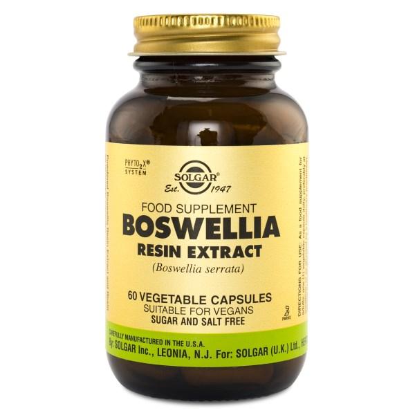 Solgar Boswellia 60 kaps
