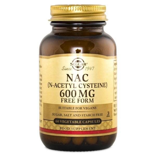 Solgar NAC 60 kaps