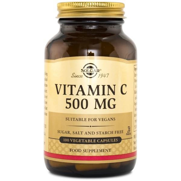 Solgar Vitamin C 500 mg 100 kaps