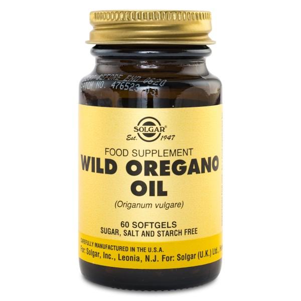 Solgar Wild Oregano Oil 60 kaps