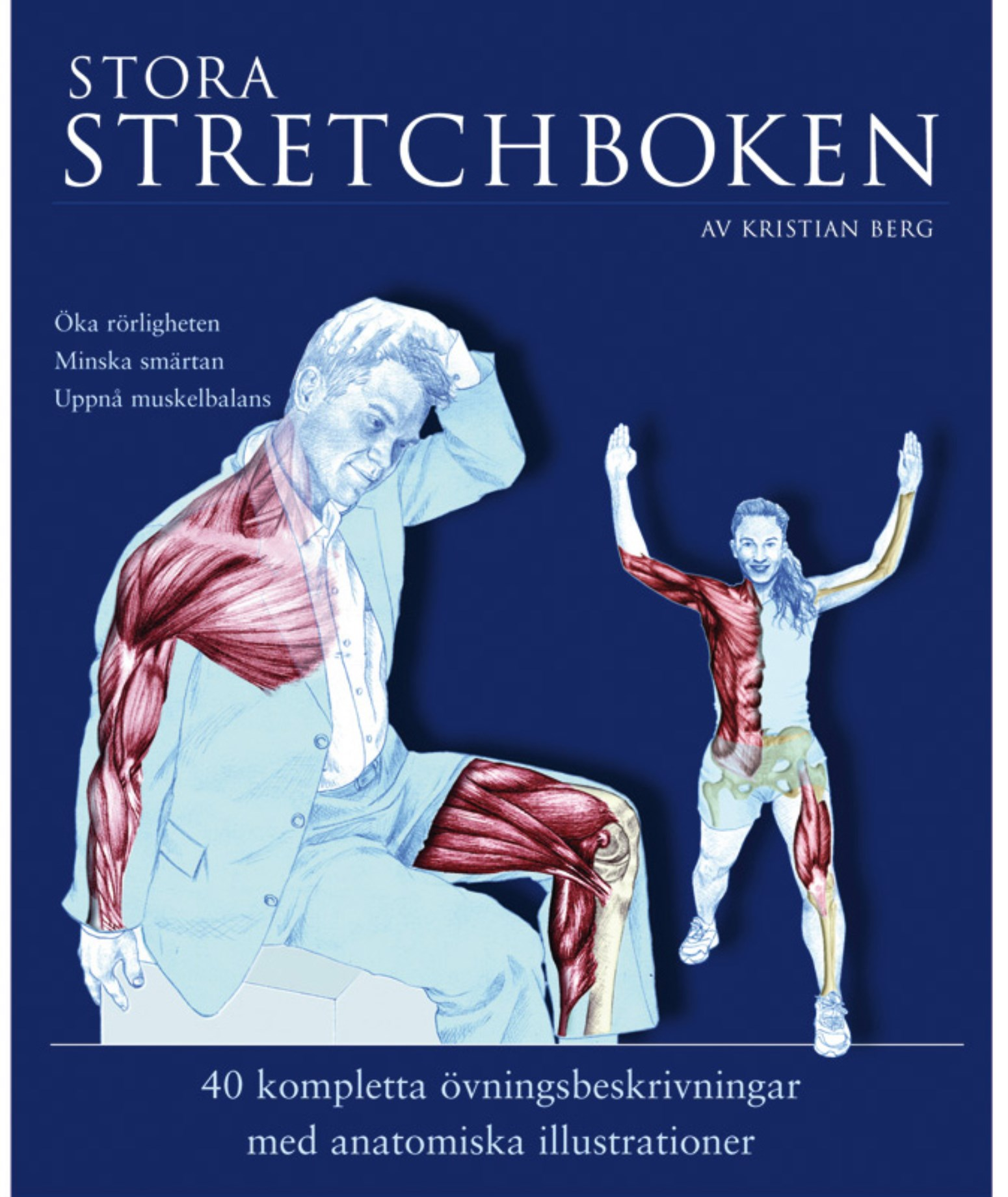 Stora stretchboken,  - Bonnier