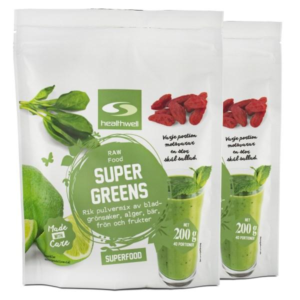 Super Greens 400 g
