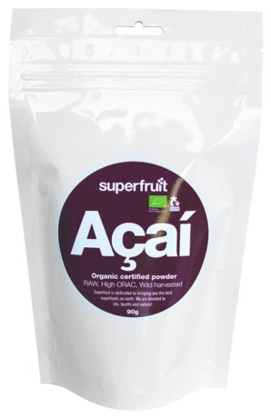 Superfruit Acaipulver