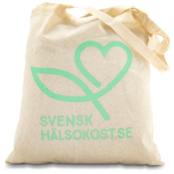 Svensk Hälsokost Tygkasse 1 st