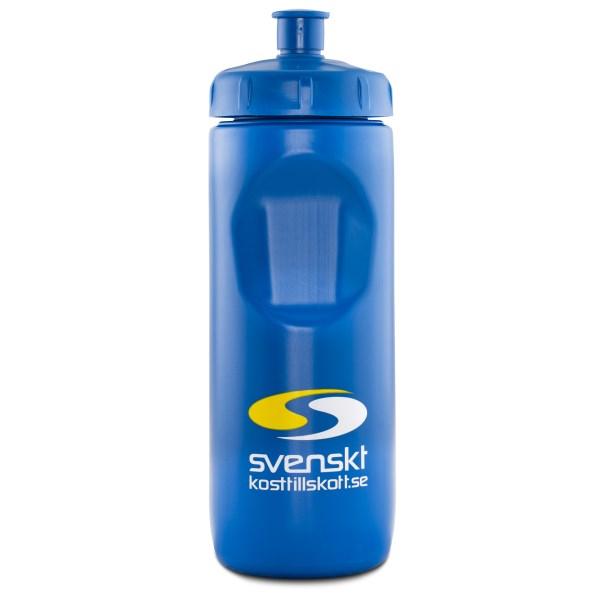 Svenskt Kosttillskott EcoBottle 500 ml Blue