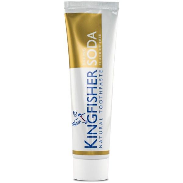 Kingfisher Tandkräm Baking Soda Mint 100 ml