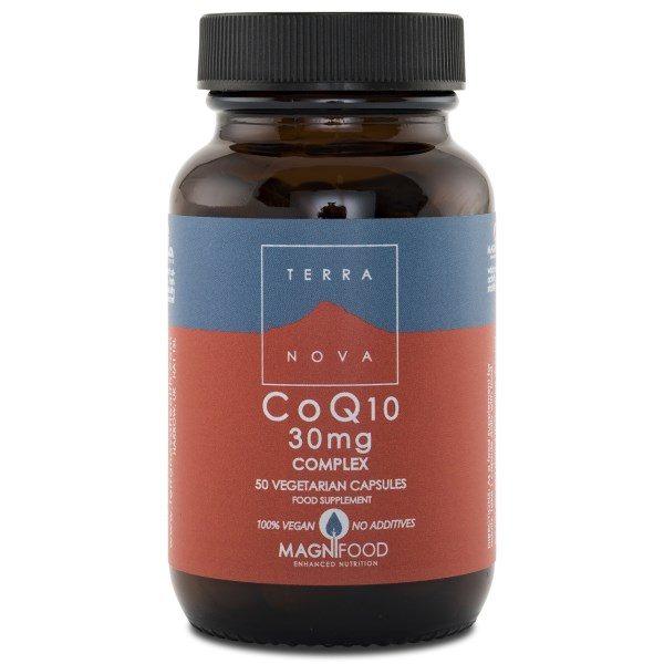 Terranova CoQ10 30 mg Complex 50 kaps