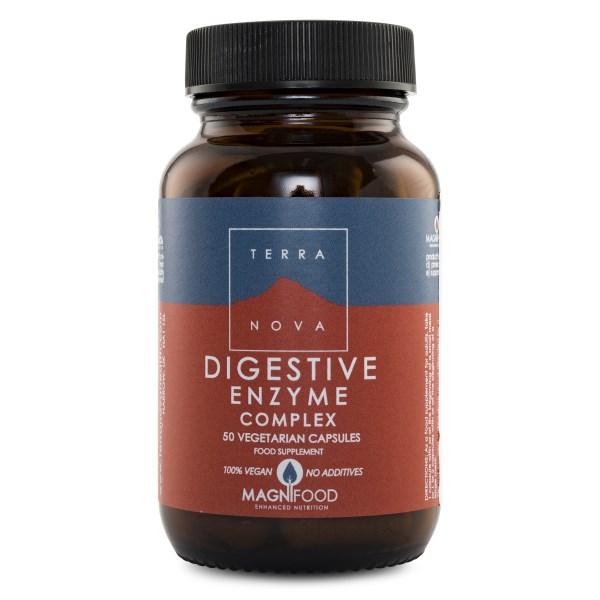 Terranova Digestive Enzyme 50 kaps