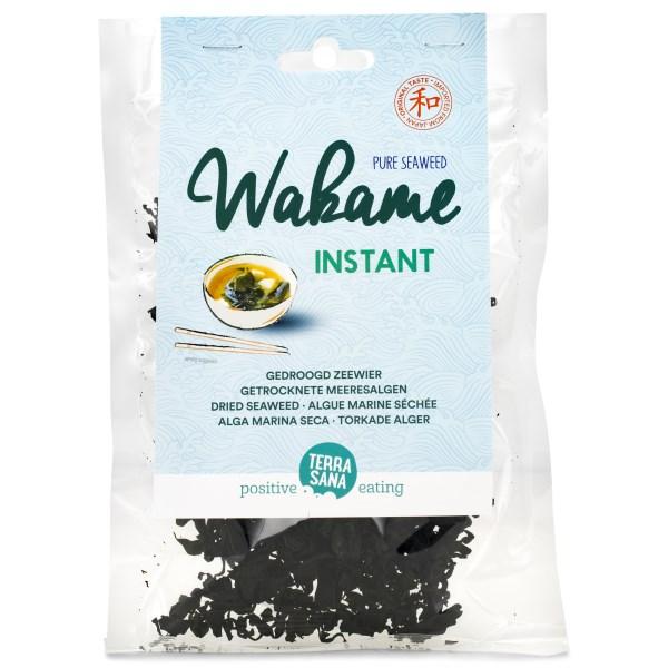 Terrasana Wakame Alg Instant 50 g