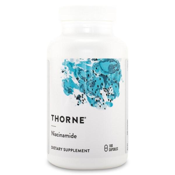 Thorne Niacinamide 180 kaps
