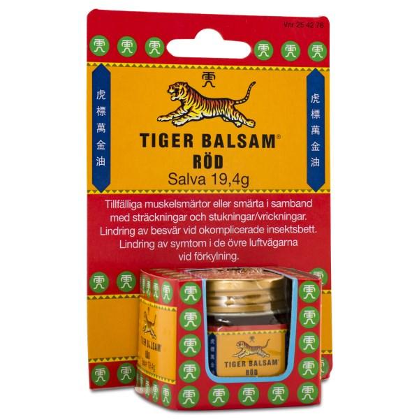 Tiger Balsam Röd 19 g