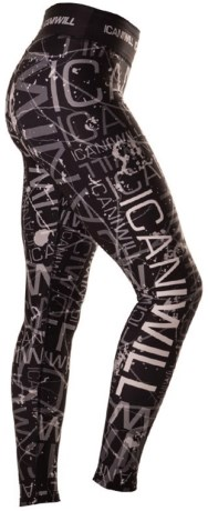 ICANIWILL Logo Tights