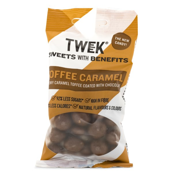 Tweek Toffee 65 g Toffee Caramel