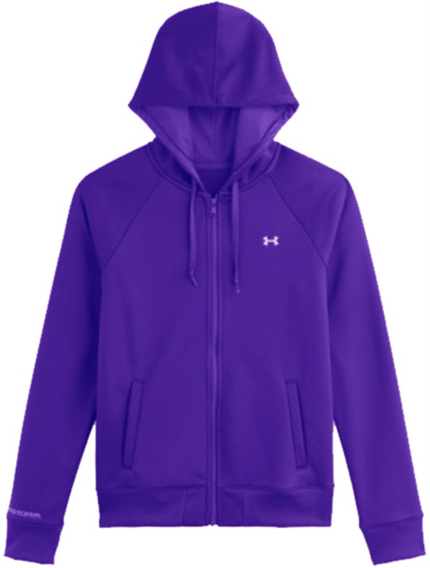 Under Armour Fleece Full Zip Hoodie,  - Under Armour