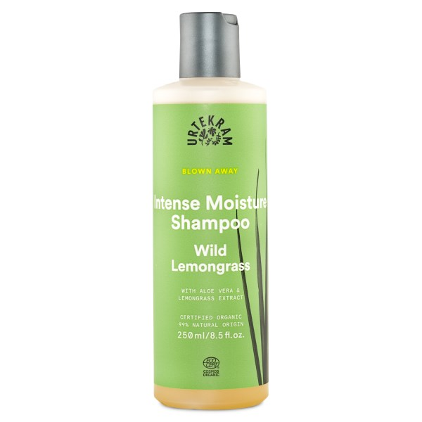 Urtekram Blown Away Wild Lemongrass Shampoo 250 ml