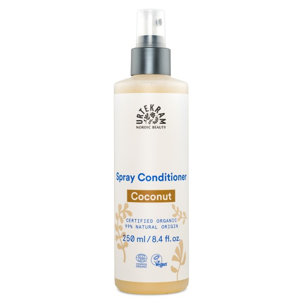Urtekram Coconut Leave in Spray Conditioner 250 ml