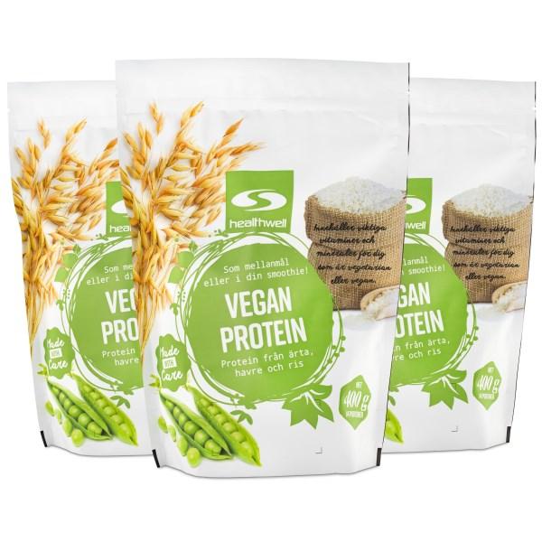 Vegan Protein 1,2 kg