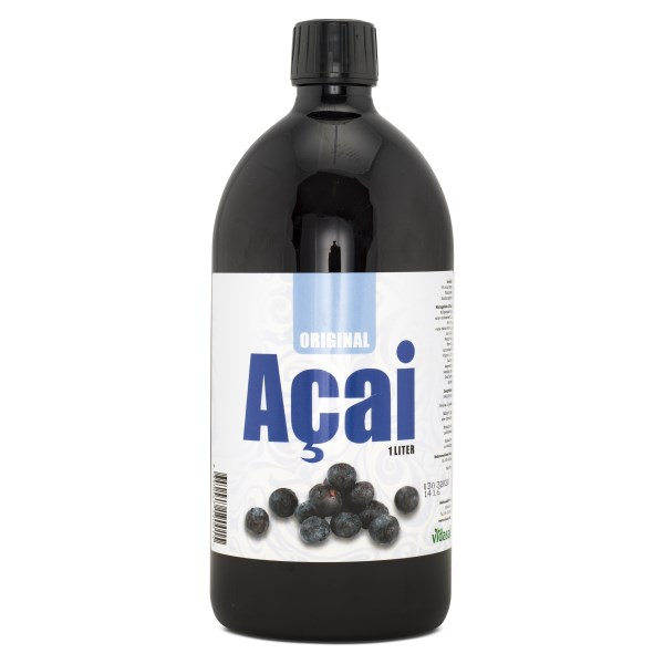 Vidasal Acai Original 1 L