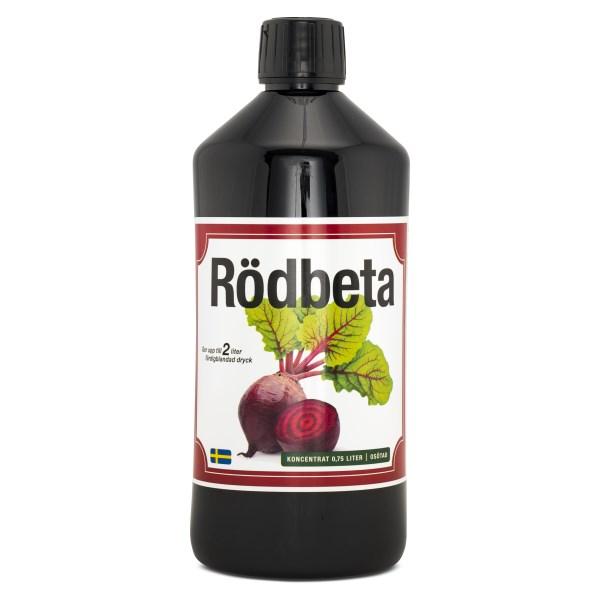 Vidasal Rödbetsjuice 750 ml
