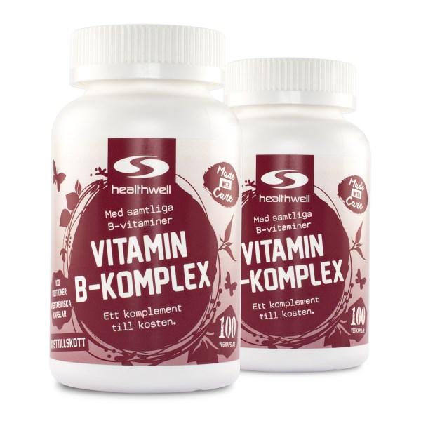 Vitamin B-Komplex 200 kaps