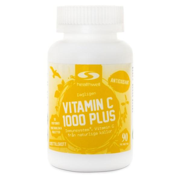 Vitamin C 1000 Plus 90 tabl