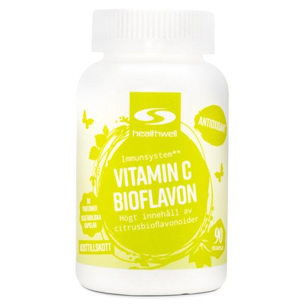 Vitamin C Bioflavon 90 kaps