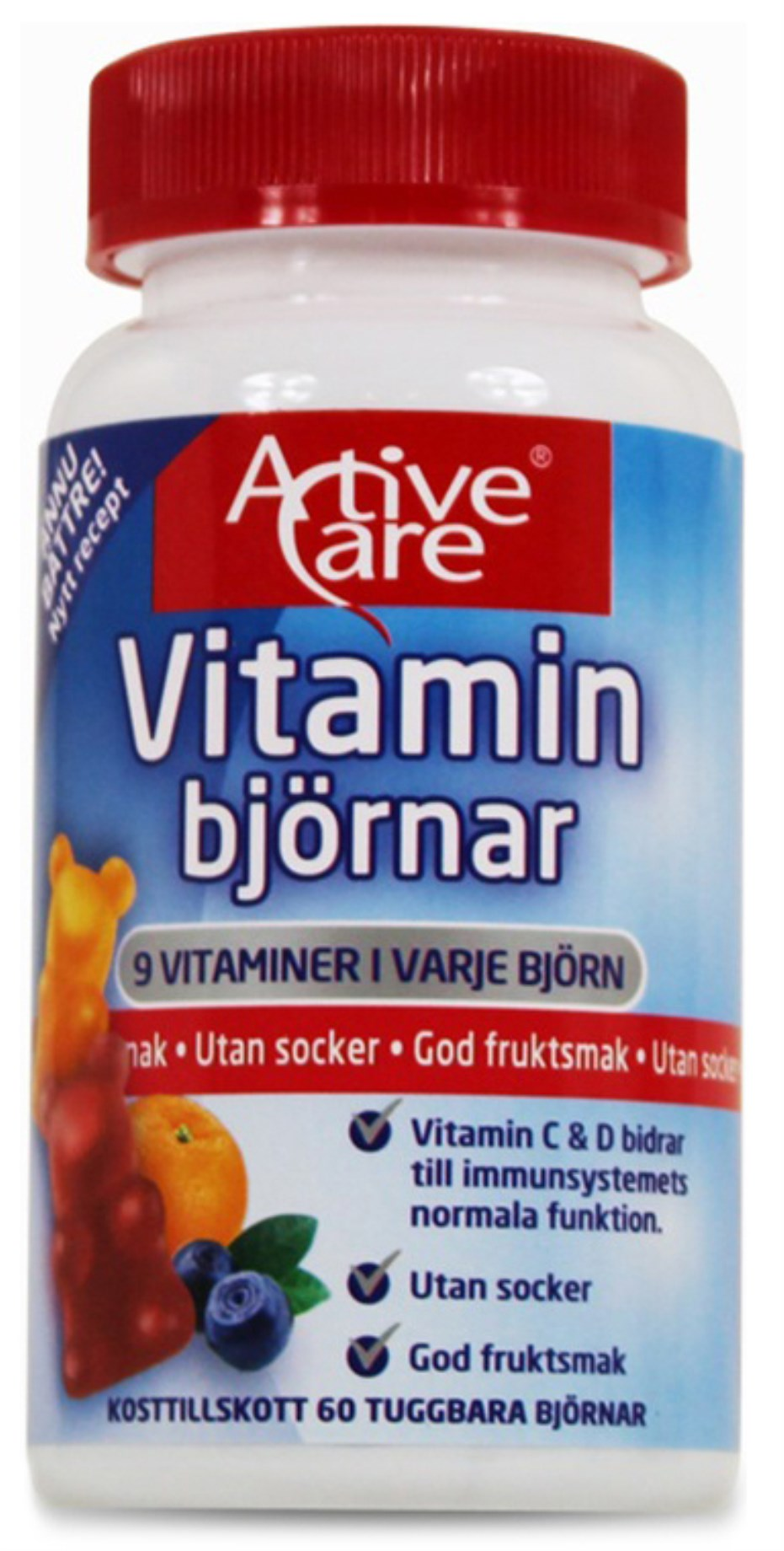 Active Care Vitaminbjörnar,  - Active Care