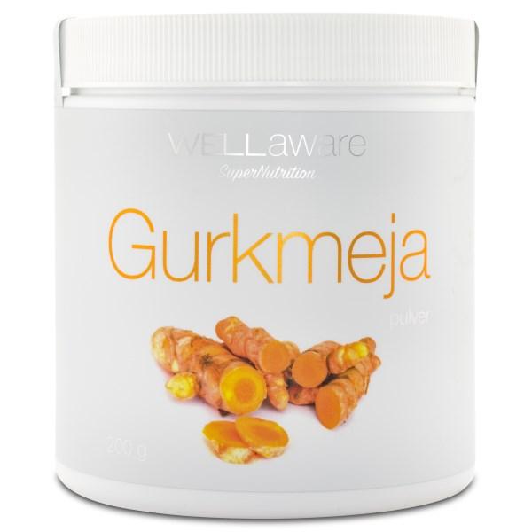 WellAware Gurkmeja 200 g